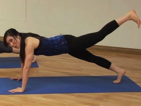 0 Cardio Pilates Exercises
