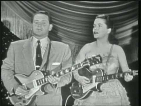 les paul mary ford live medley youtube. Cars Review. Best American Auto & Cars Review