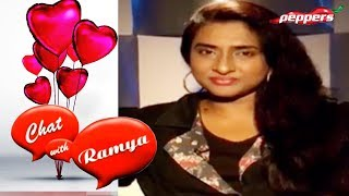 Chat With Ramya 11-11-2018 | Peppers TV
