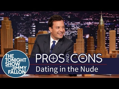 Pros and Cons: Dating in the Nude