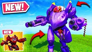 *NEW* SEASON 10 B.R.U.T.E IS AMAZING!!  – Fortnite Funny Fails and WTF Moments! #636