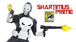 Mezco Punisher Special Ops SDCC 2018 Exclusive Marvel One:12 Collective 6 Inch Figure Review
