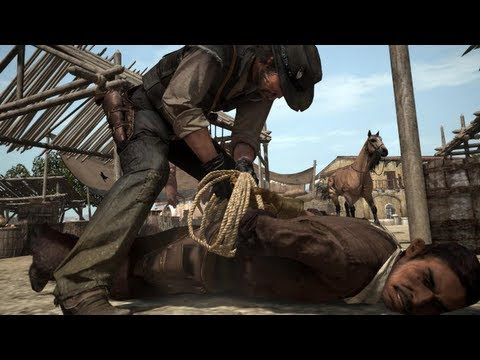 The Funniest Red Dead Redemption Glitch Ever (feat. Syndicate)
