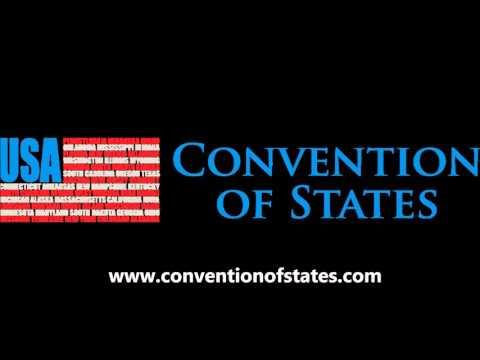 Convention of States Kansas Radio Interview