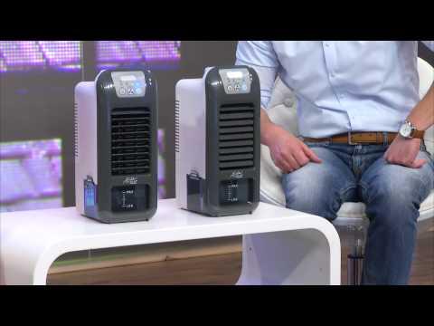 Sichler Mini-Luftkühler Mit Wasserkühlung LW-340