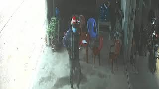 Trộm xe máy ở Bình Chánh