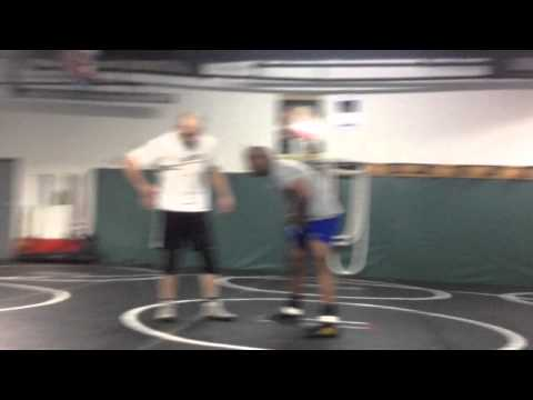 WRESTLING THROWS - Seatbelt - Hip Toss Image 1