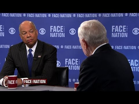 Jeh Johnson: Homeland security