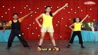 Kids Dance Class Part - 2 | Learn New Dance For Kids | Dance for kids | Learn Dance Step by Step