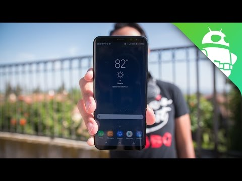 Samsung Galaxy S8 Review: Almost to Infinity