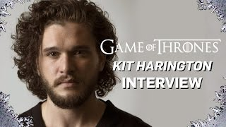 Game of Thrones: Kit Harington Interview