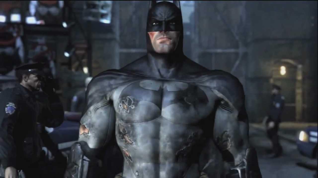 Batman Arkham City Suits Batman Arkham City Ending