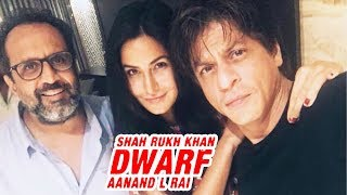 Shahrukh Khan And Katrina Kaif SELFIE Moment On DWARF Movie Set