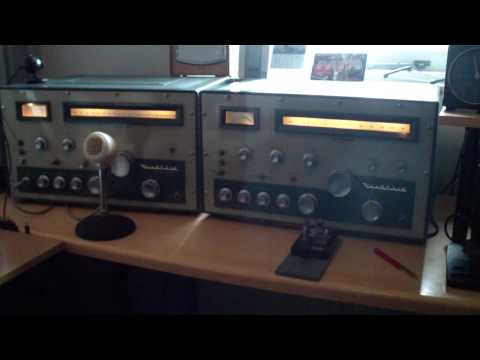Heathkit Apache en Mohawk