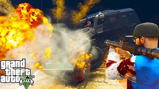 WORLDS BIGGEST EXPLOSIONS!! (GTA 5 Funny Moments)
