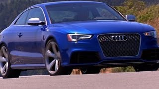 Car Tech - 2013 Audi RS5