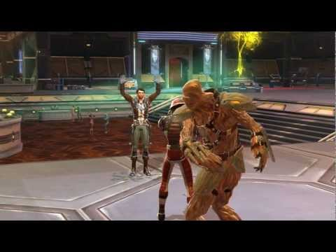 STAR WARS: The Old Republic - Character Progression - Smuggler