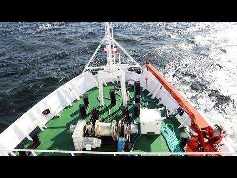 Auf großer Fahrt – Mit dem Forschungsschiff FS Alkor auf der Ostsee