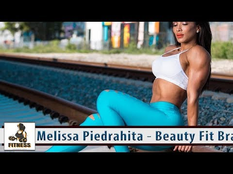 Melissa Piedrahita 🇵🇦 Beauty Fit Brand Ambassador -Sweat more now