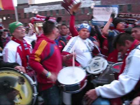 Pre-match video from MLS Cup 2009 between Real Salt Lake and LA Galaxy Video
