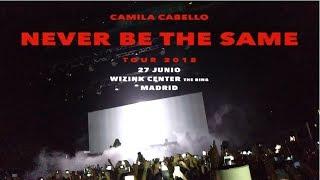 Download Lagu Camila Cabello - Never Be The Same Tour Madrid, Spain (NBTS Tour Full Concert HD) Gratis STAFABAND