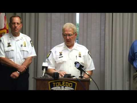 Toledo Police: Shotgun of man killed by officer not loaded