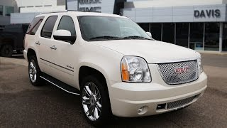 Pre-owned 2014 GMC Yukon Denali for sale in Medicine Hat, AB
