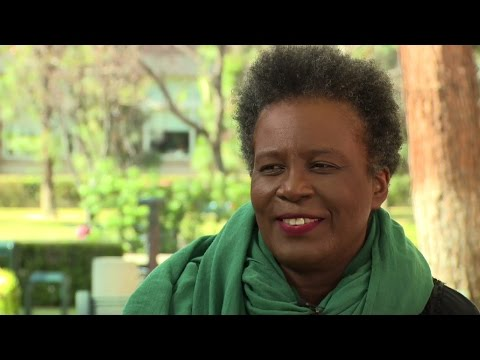 Claudia Rankine on Citizen: An American Lyric - 2015 L.A. Times Festival of Books