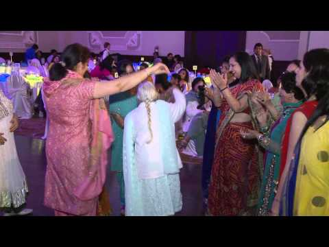 Dance With Girls An Indian Sri Lanka Wedding Reception Versaillers Convention Center Mississauga