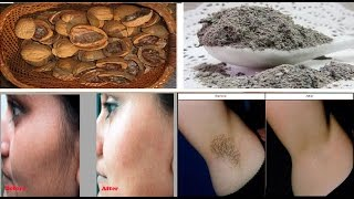 Magical Ancient Remedy to remove unwanted hair from face and body Permanently-100% results