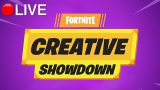 🔴LIVE: Fortnite Summer Block Party Day 1 - Creative Showdown ft Nick Eh 30, Jordan Fisher, Aydan