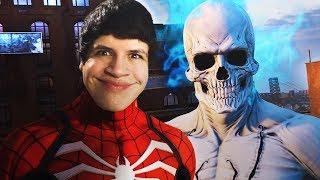 SPIDER CAVEIRÃO! - Spider-Man PS4