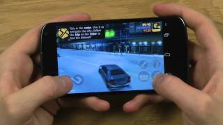 GTA 3 Nexus 4 Gameplay Review
