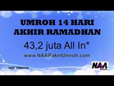 Video umroh ramadhan 14 hari