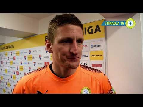 Rozhovor s Tomášem Grigarem po zápase v Ostravě (7.4.2019)