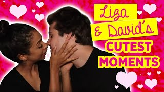 Liza Koshy and David Dobrik's Cutest Moments Together