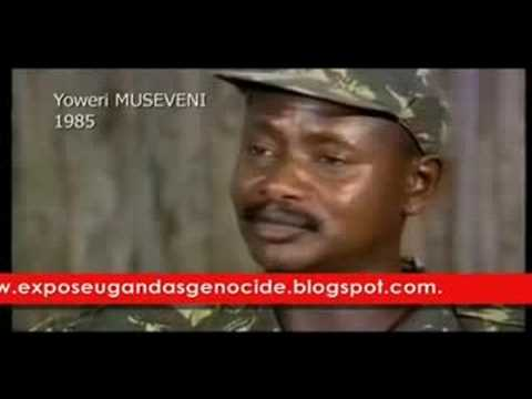 Museveni and Child Soldiers