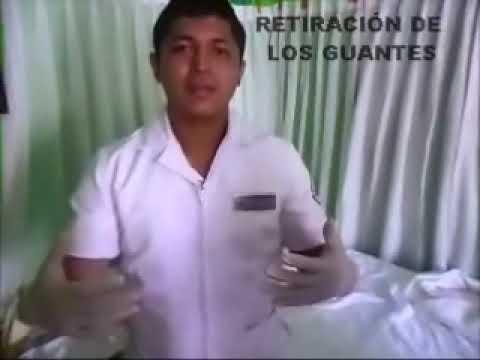 Tecnica de inyeccion intramuscular
