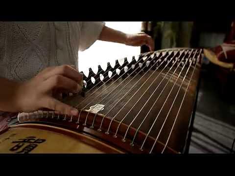 Đàn Tranh - Futari No Kimochi (inuyasha Ost) video