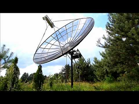 PARABOLIC DISH for 23cm ready to EME
