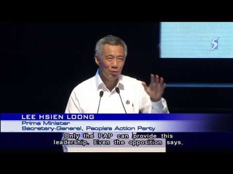 PM Lee: PAP must continue to offer leadership to take country forward - 08Dec2013