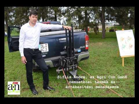 Agro Napló: Agri Con Bemutató Belvárdgyulán