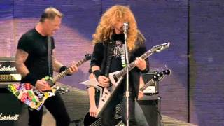Metallica Am- Am I Evil? Live at the Big 4!