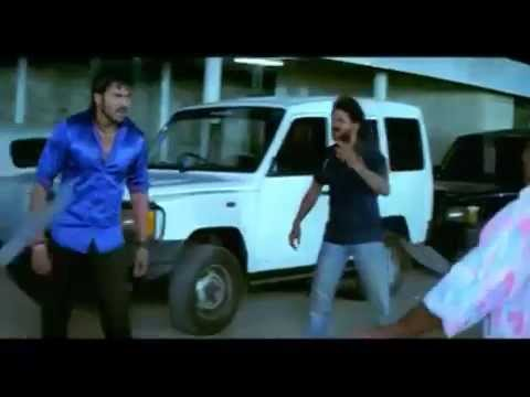 Most Hardcore South Indian Action Fight Scene Video   Manoj Manchu At His Best