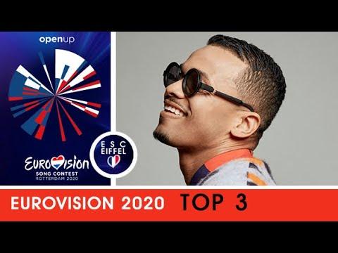 EUROVISION 2020 | TOP 3 (+Czech Rep.)