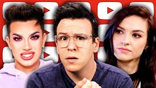 WOW! Youtubers Sue Youtube For Unfair Treatment, James Charles Pointed Out, & More