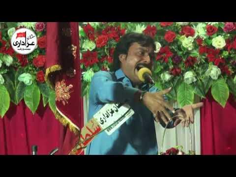 Zakir Abbas Raza Jhandvi |  Jashan 9 Shaban 2018 | Markazi ImamBargah Sajjadia Tounsa Shareef |