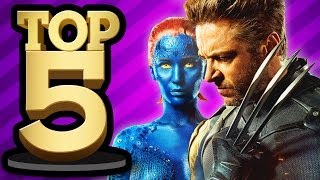 TOP 5 X-MEN IN GAMES
