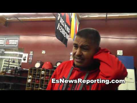 Robert garcia: I Dont See Floyd Mayweather vs Manny Pacquiao Happening - EsNews