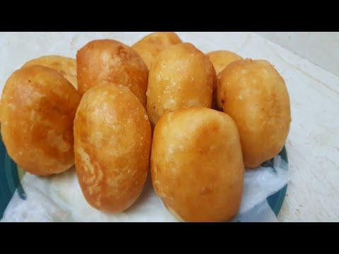 ПИРОЖКИ с картошкой / Пирожки тайёрлаш